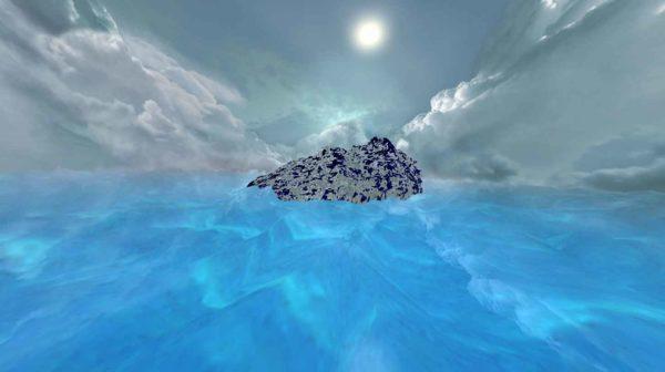 FFT Ocean Simulation